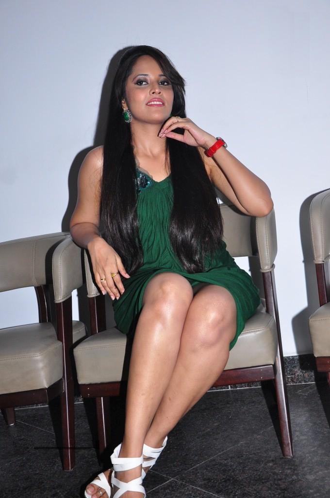 quality legs, Anasuya lip lock, Anasuya hot navel, Anasuya hot body ...