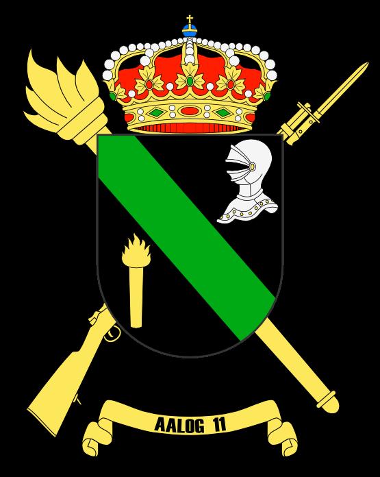 Dibujo HERÁLDICO: escudos militares