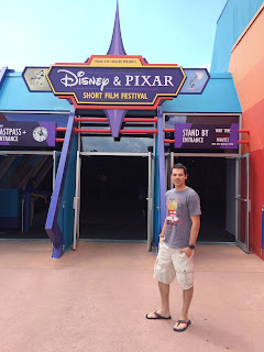 pixar short film festival epcot review
