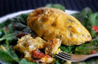 Corn Moi moi ,Nni Oka ,Ukpo Oka , Ekoki ,Steamed Corn Pudding, nigerian food recipe, nigerian corn recipes, nigerian food, nigerian cuisine