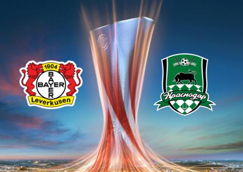 Bayer Leverkusen vs FC Krasnodar - Highlights 21 February 2019