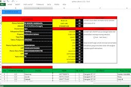 Aplikasi Absensi Siswa Terbauik Format Excel