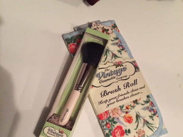 Review: The Vintage Cosmetics Company