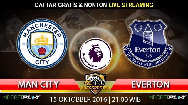 Prediksi Manchester City vs Everton 15 Oktober 2016 (Liga Inggris)
