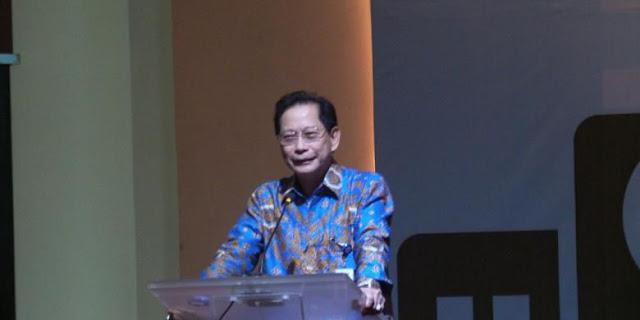 Presiden Direktur PT Bank Central Asia Tbk Jahja Setiaatmadja di Jakarta