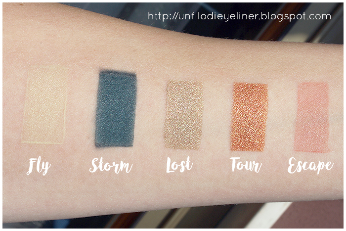 Neve Cosmetics - Psicotropical: Preview + Swatch