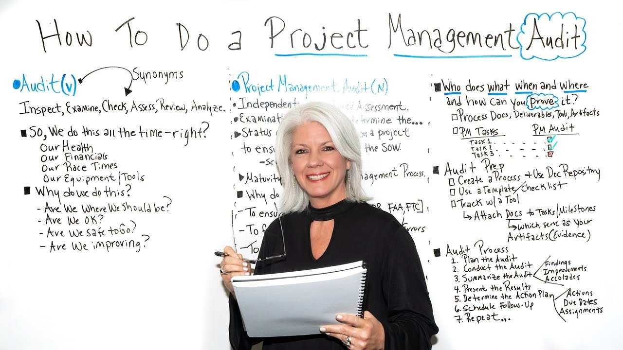How to Do a Project Management Audit