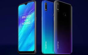 Realme 3 (Radiant Blue, 32 GB)  (3 GB RAM)