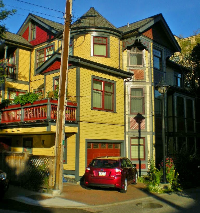Vancouver Housing: Urban Landscape, Native Landscape: Mole Hill Community