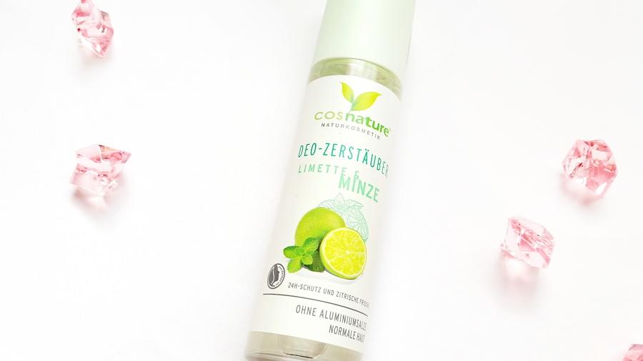 Cosnature ? Naturalny dezodorant w sprayu, limonka i mi?ta
