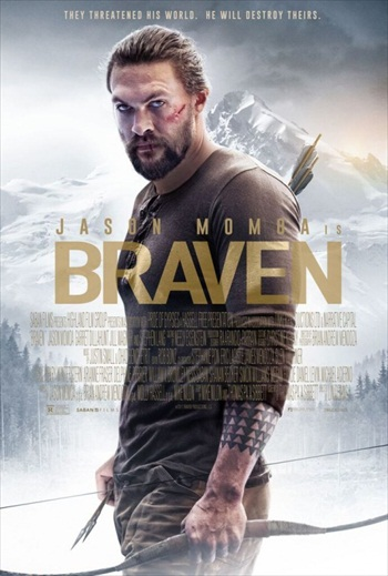 Braven 2018 English 480p WEB-DL 300MB