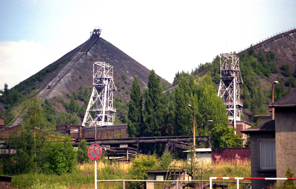 east german uranium mines