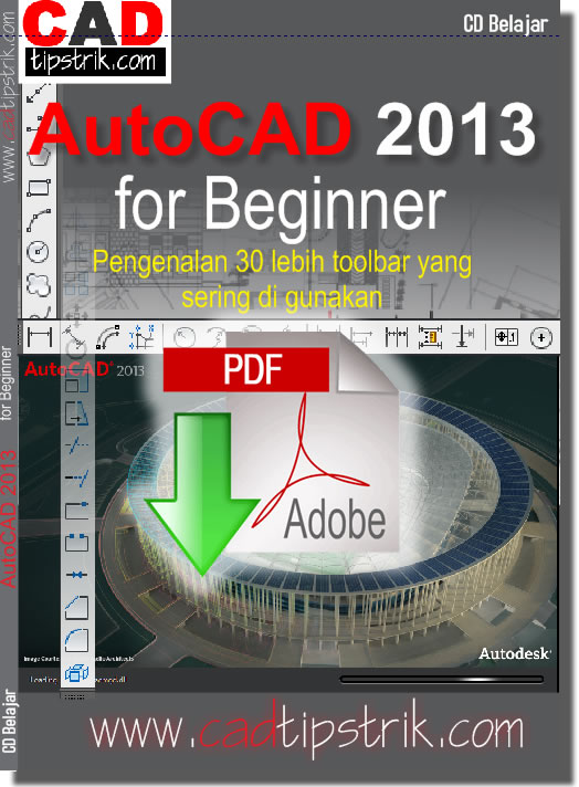 Autocad 2013 Tutorial Ebook