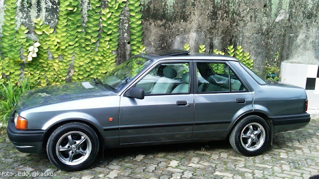 Ford Orion MK II 1991 Indonesia