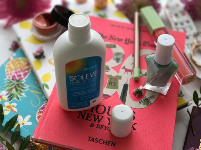Soleve Sunburn Relief Review