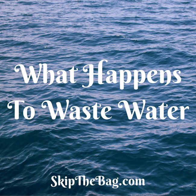What Happens to Waste Water?