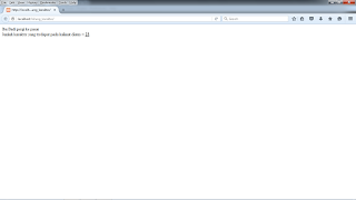 Menghitung jumlah atau panjang karakter dengan strlen pada php