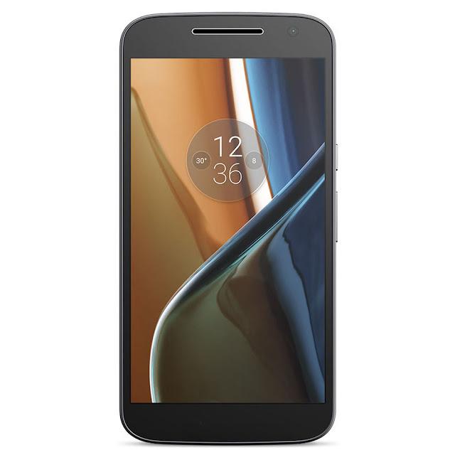Smartphone Moto G4 Tela de 5.5'', TV digital, Android 6.0, 4G e Câmera 13MP