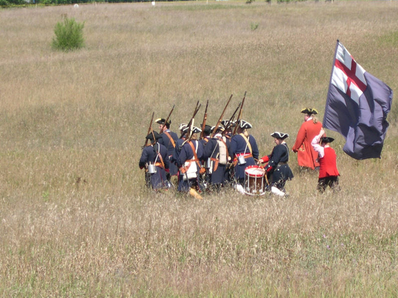 Passion for the Past: Reenacting Early American History