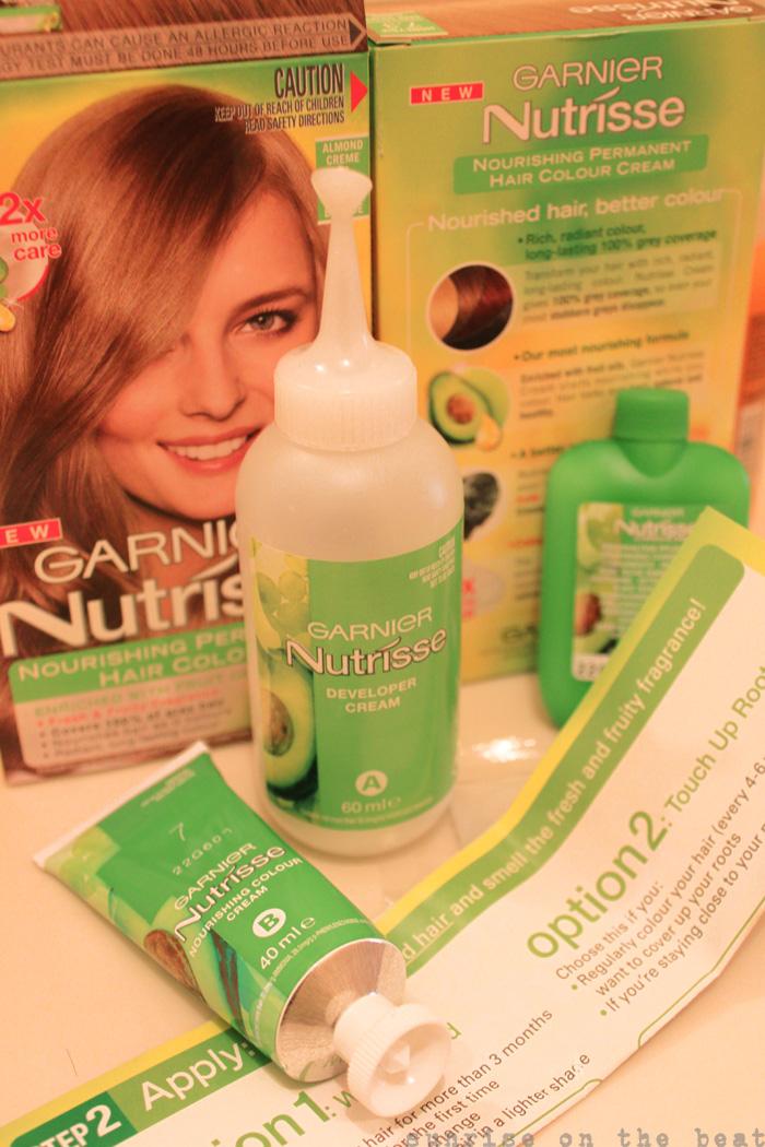 Garnier Nutrisse  Light Natural Blonde