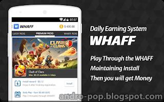 Cara Daftar Whaff Rewards Terbaru Mulai September 2015