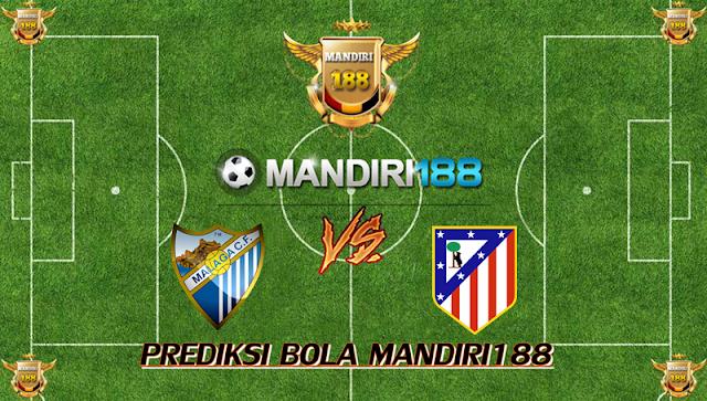 AGEN BOLA - Prediksi Malaga vs Atletico Madrid 10 Februari 2018