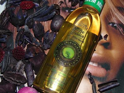 Naturia, Joanna - Olejek do twarzy i ciała z olejem makadamia