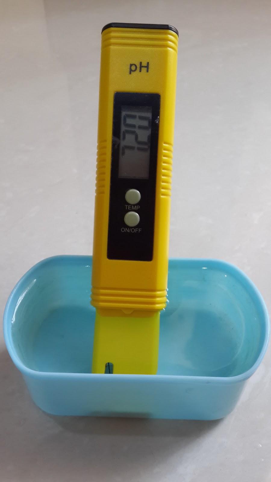 April 2016 Toko Yoni Celana Dalam Menstruasi Cd Mens Cdmens Anti Darah Digital Ph Meter Manual Calibration Bubuk Kalibrasi