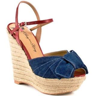 Sandal Wedges Cantik Yang Paling Disukai Wanita 201603