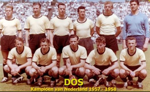 Hollanda Ligi Şampiyonları DOS Utrecht - Kurgu Gücü