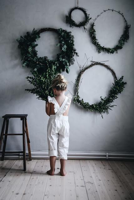 Coronas de navidad: decorar con estilo