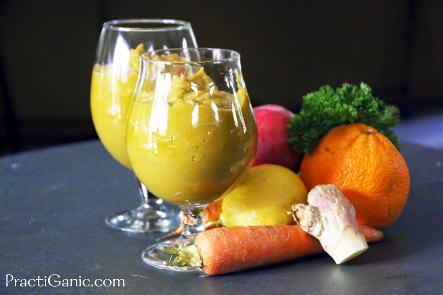 Immunity Juice: Build Your Immune System Now!
