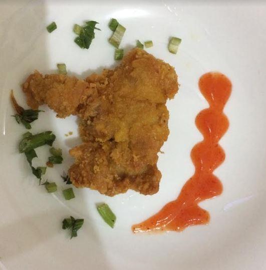 Untuk Pecinta Pedas, Wajib Cobain So Good Spicy Chicken Strip!
