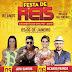 181ª Festa de Reis terá Ciel Rodrigues, Samira Show, Ricardo França e Jota Santos