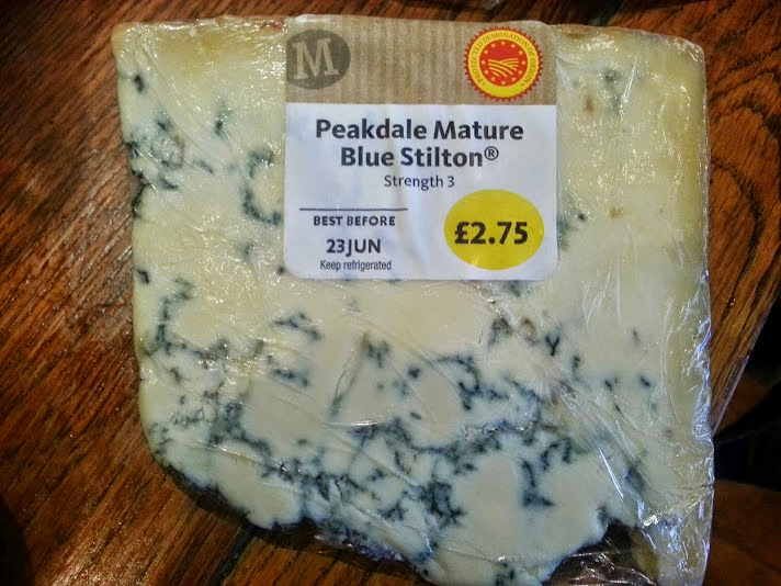 Morrisons Home Delivery Review Fresh Blue Peakdale Stilton