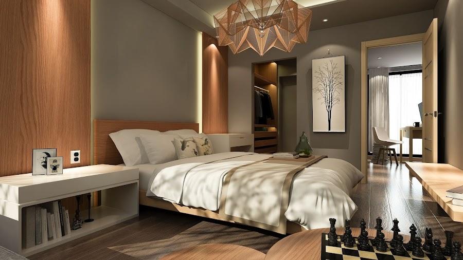 Cómo colocar la cama para un buen feng shui