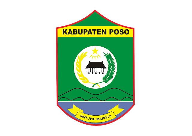 Download Logo Kabupaten Poso Vector CorelDraw CDR , HD , PNG