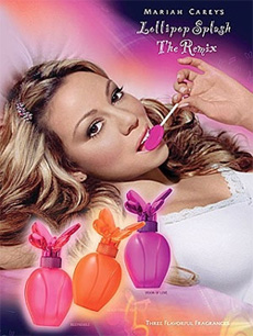 Mariah Carey releases Lollipop Splash - the remix | News 'n LOL's