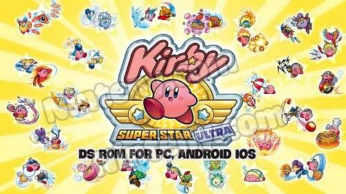 Kirby Super Star Ultra NDS