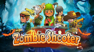Cyber Art: ZOMBIE SHOOTER MY DATE WITH A VAMPIRE ZOMVIE