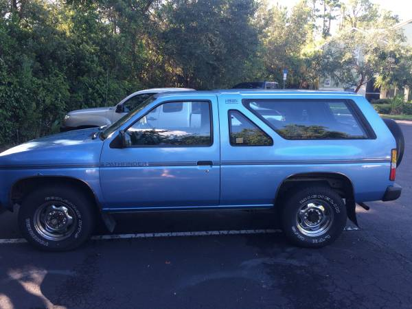 Rare 2 Door 1st Generation Nissan Pathfinder 1988