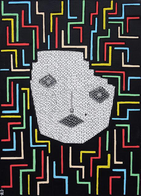 alo Medusa urban art expressionism