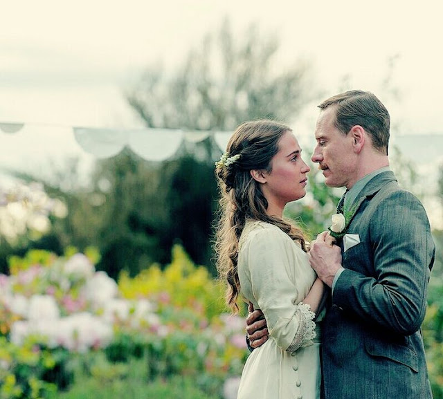 wedding in The Light Between Oceans (2016)