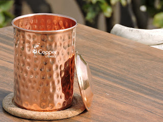 https://www.copperutensilonline.com/hammered-copper-tumbler-made-of-pure-copper-with-lid-for-storing-and-drinking-water.php