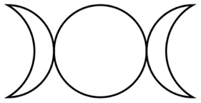 Resultado de imagem para triplice lua