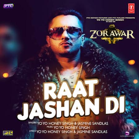 Raat Jashan Di - Zorawar (2016)