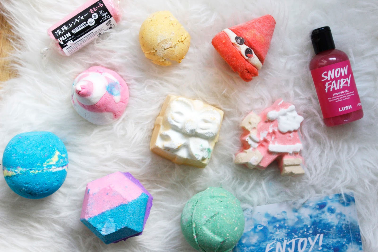 See The Stars - Lush Boxing Day Haul 2015