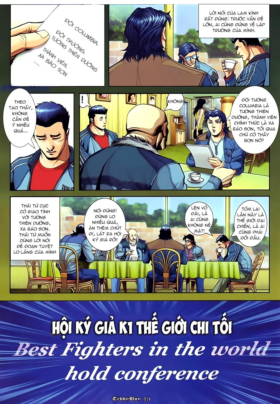 Người Trong Giang Hồ NetTruyen chap 870 - Trang 14