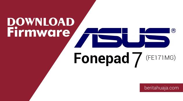 Download Firmware ASUS Fonepad 7 (FE171MG)
