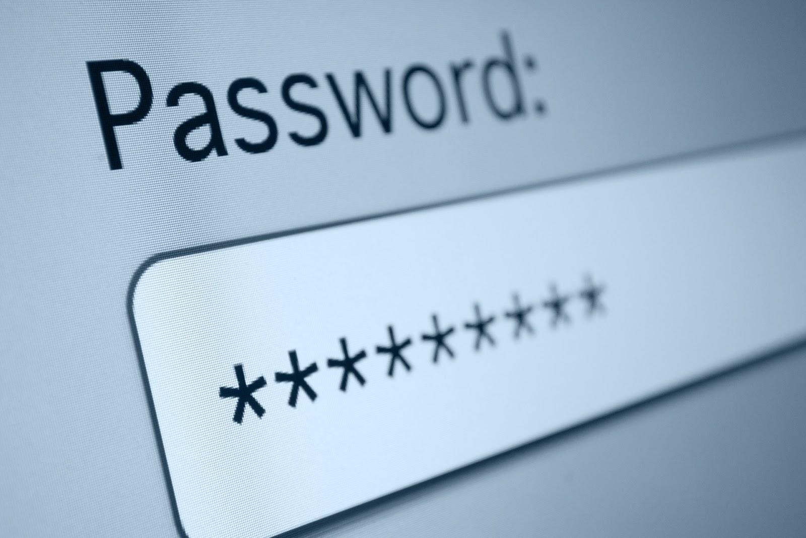 25 Password yang Paling Banyak Digunakan